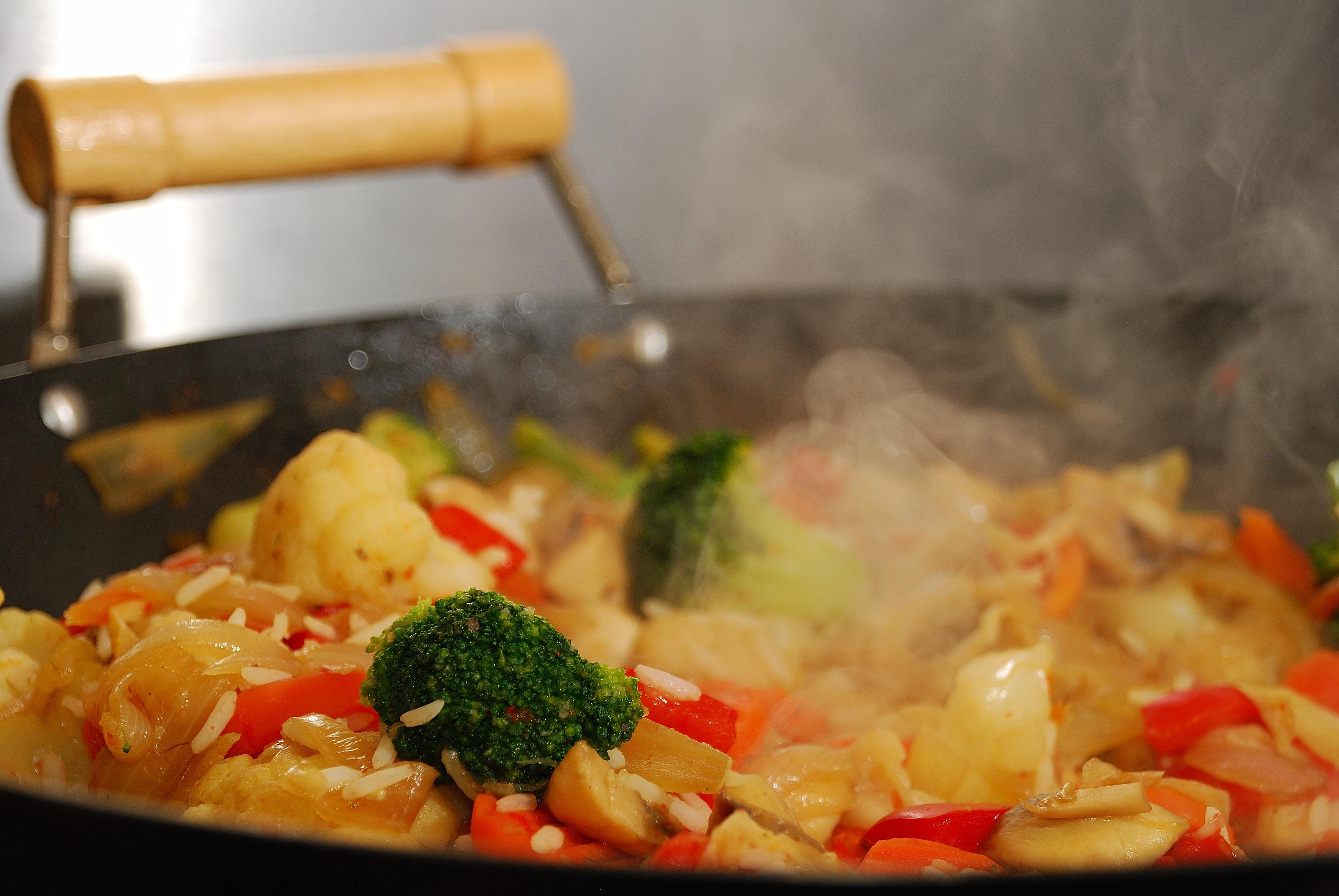gutes Essen Gemüse