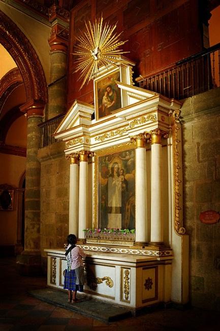 Altar der Vergebung (Oaxaca / im Süden Mexikos)