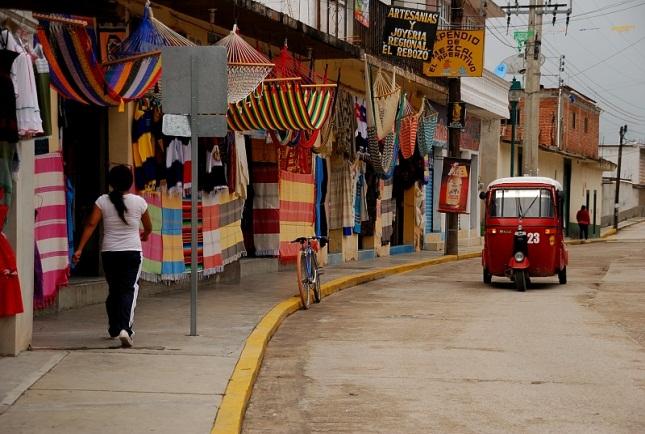 """Personennahverkehr"" (Oaxaca)"
