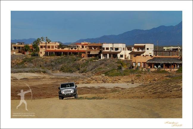 Reisen in der Wüste (Baja California)